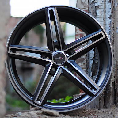 Vissol wheels